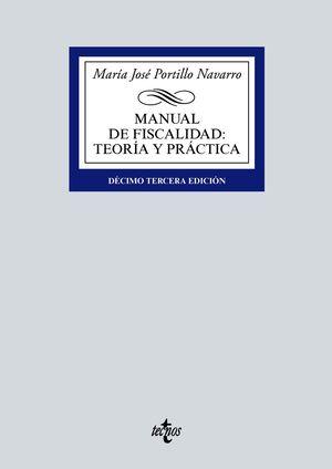 MANUAL DE FISCALIDAD: TEORIA Y PRACTICA