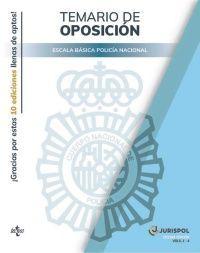 PACK TEMARIO OPOSICIÓN ESCALA BÁSICA POLICÍA NACIONAL