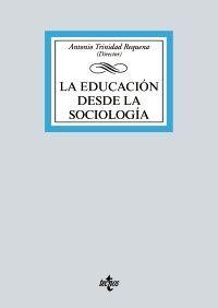 LA EDUCACIÓN DESDE LA SOCIOLOGÍA