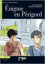 CHAT NOIR L&E 1 ENIGME EN PERIGORD CD