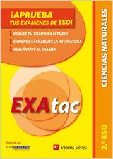 EXATAC CIENCIAS NATURALES 2º ESO