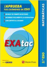EXATAC MATEMATICAS 2º ESO