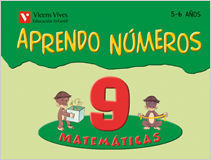 APRENDO LOS NUMEROS Nº 9