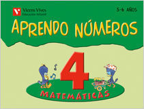 APRENDO NUMEROS 4 MATEMATICAS