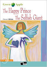 GREEN APPLE STARTER THE HAPPY PRINCE THE SELFISH GIANT AUDIO CD ROM