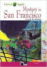 GREEN APPLE STEP 1 MYSTERY IN SAN FRANCISCO CD