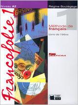 FRANCOFOLIE 1 LIVRE DE L´ELEVE