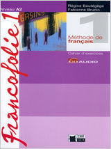 FRANCOFOLIE 1 CAHIER D´EXERCICES