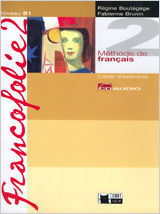 FRANCOFOLIE 2 CAHIER D´EXERCICES