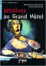 CHAT NOIR L&E 2 MYSTERES AU GRAND HOTEL CD