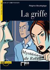 LA GRIFFE + CD AUDIO NIVEAU TROIS B1
