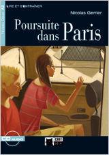 CHAT NOIR L&E 2 POURSUITE DANS PARIS CD