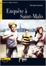 CHAT NOIR L&E 3 ENQUETE A SAINT-MALO CD