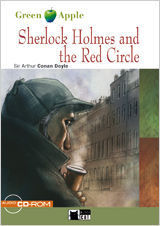 GREEN APPLE STEP 1 SHERLOCK HOLMES AND THE RED CIRCLE AUDIO CD ROM