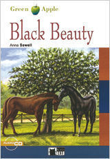 BLACK BEAUTY + AUDIO CD GREEN APPLE