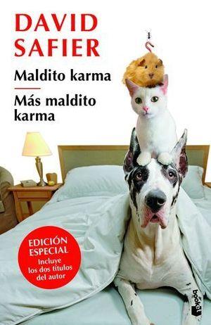 MALDITO KARMA + MÁS MALDITO KARMA. ED.LIMITADA