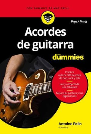 ACORDES DE GUITARRA ( POP / ROCK ) PARA DUMMIES