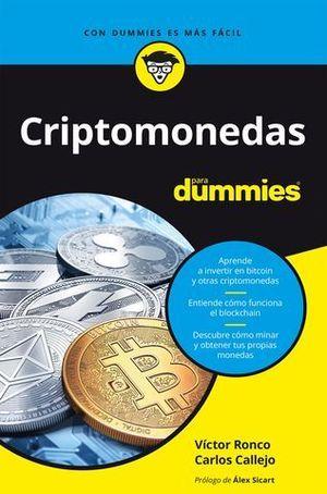 CRIPTOMONEDAS PARA DUMMIES.