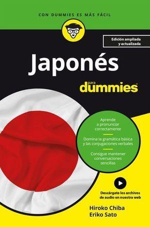 JAPONÉS PARA DUMMIES.