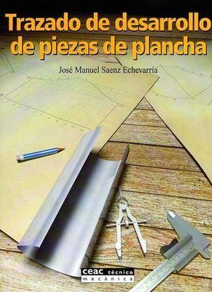 TRAZADO DE DESARROLLO DE PIEZAS DEL PLANCHA