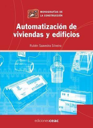 AUTOMATIZACION DE VIVIENDAS Y EDIFICIOS