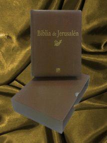 BIBLIA DE JERUSALEN - MANUAL MOD. 2 -