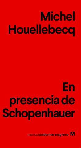 EN PRESENCIA DE SHOPENHAUER