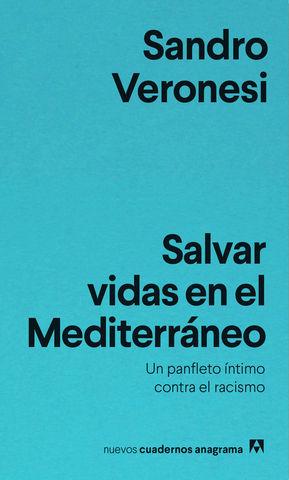 SALVAR VIDAS EN EL MEDITERRANEO
