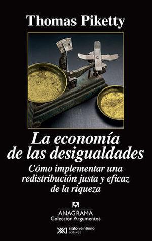 ECONOMIAS DE LAS DESIGUALDADES. COMO IMPLEMENTAR...