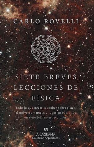 SIETE BREVES LECCIONES DE FISICA