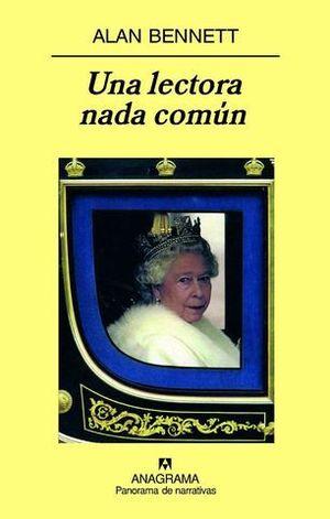 LECTORA NADA COMUN, UNA