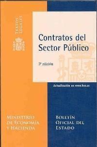 CONTRATOS DEL SECTOR PUBLICO 3ª ED. 2010