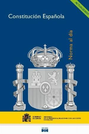 CONSTITUCION ESPAÑOLA ED. OCTUBRE 2011