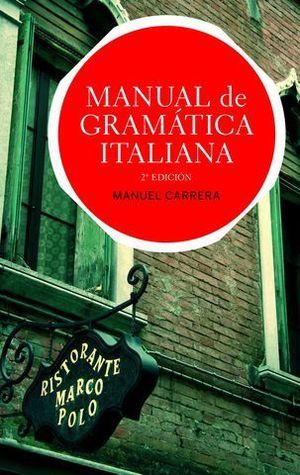 MANUAL DE GRAMATICA ITALIANA ED. 2012