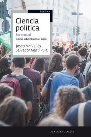 CIENCIA POLITICA. 9ª EDICION