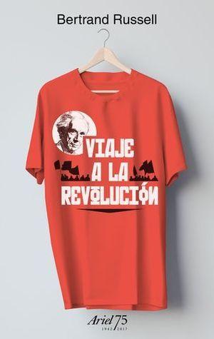 VIAJE A LA REVOLUCION  ESTUCHE CAMISETA