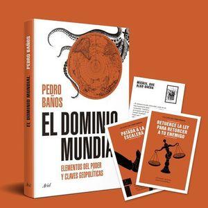 EL DOMINIO MUNDIAL PACK VERANO 2019