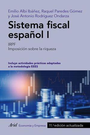 SISTEMA FISCAL ESPAÑOL I. IRPF. IMPOSICIÓN SOBRE LA RIQUEZA