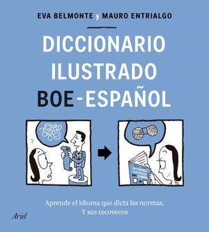 DICCIONARIO ILUSTRADO BOE-ESPAÑOL