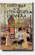 HISTORIA DE LA LITERATURA ESPAÑOLA TOMO V(EL SIGLO XIX)
