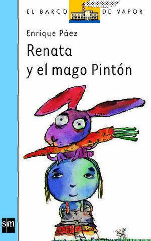 RENATA Y EL MAGO PINTON