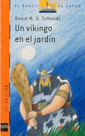 UN VIKINGO EN EL JARDIN