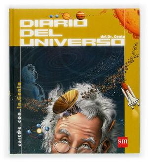 DIARIO DEL UNIVERSO DEL DR GENIO