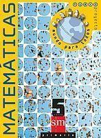 MATEMATICAS 5 NUEVO PROYECTO MUNDO PARA TODOS