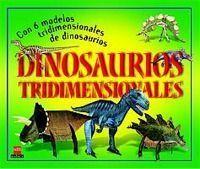 DINOSAURIOS TRIDIMENSIONALES