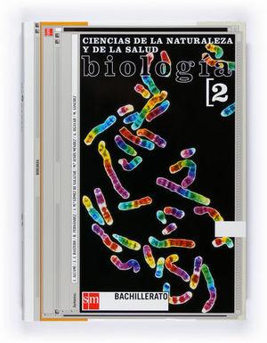 BIOLOGIA 2º BACHILLERATO 2003