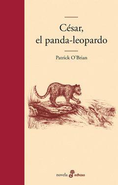 CESAR, EL PANDA-LEOPARDO
