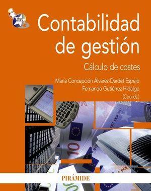 CONTABILIDAD DE GESTION CALCULO DE COSTES