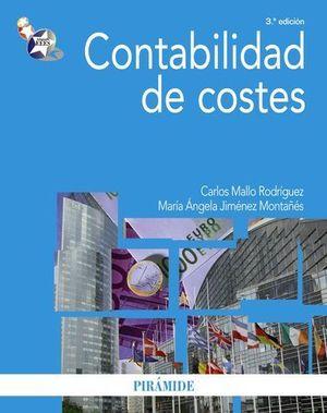 CONTABILIDAD DE COSTES 3ª ED. 2009