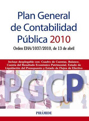 PLAN GENERAL DE CONTABILIDAD PUBLICA 2010